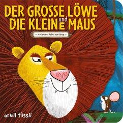 Der grosse Löwe und die kleine Maus von Annabel Blackledge