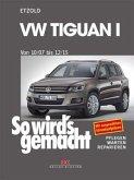 VW Tiguan von 10/07 bis 12/15