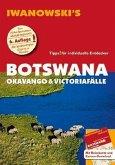 Botswana - Okavango & Victoriafälle - Reiseführer von Iwanowski