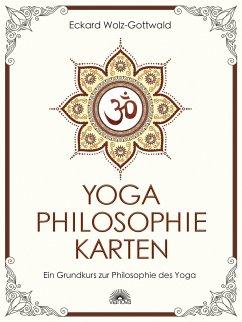 Yoga Philosophie Karten - Wolz-Gottwald, Eckard