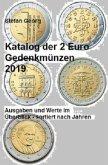 Katalog der 2 Euro Gedenkmünzen 2019