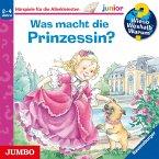 Was macht die Prinzessin? / Wieso? Weshalb? Warum? Junior Bd.19 (1 Audio-CD)