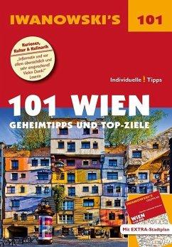 101 Wien - Reiseführer von Iwanowski - Becht, Sabine;Talaron, Sven