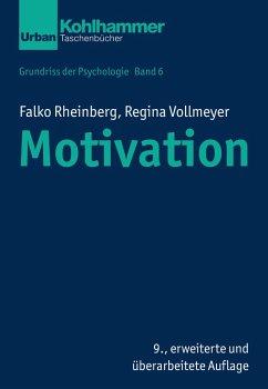Motivation (eBook, ePUB) - Rheinberg, Falko; Vollmeyer, Regina