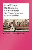 Die Geschichte der Normannen (eBook, PDF)