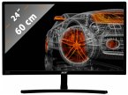 Acer ED242QRAbidpx Curved 60 cm (23,6 Zoll) Monitor (Full HD, 4ms Reaktionszeit)