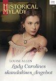 Lady Carolines skandalöses Angebot (eBook, ePUB)