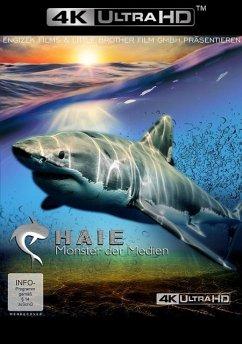 Haie - Monster der Medien (4K Ultra HD)