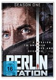 Berlin Station - Season One (4 Discs)
