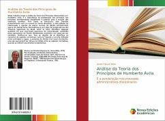 Análise da Teoria dos Princípios de Humberto Ávila