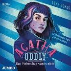 Das Verbrechen wartet nicht / Agatha Oddly Bd.1 (3 Audio-CDs)