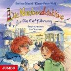 Die Entführung / Die Nordseedetektive Bd.7 (1 Audio-CD)