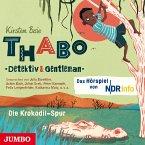 Die Krokodil-Spur / Thabo - Detektiv & Gentleman Bd.2 (1 Audio-CD)
