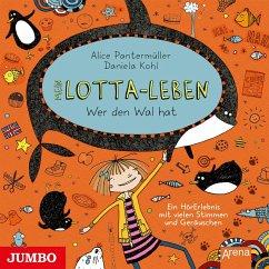 Wer den Wal hat / Mein Lotta-Leben Bd.15 (1 Audio-CD) - Pantermüller, Alice