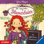 Ein gefährlicher Schulzauber / Der magische Blumenladen Bd.9 (1 Audio-CD)