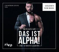 DAS IST ALPHA!, 5 Audio-CDs - Kollegah