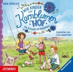 Ein Schwein im Baumhaus / Wir Kinder vom Kornblumenhof Bd.1 (1 Audio-CD)