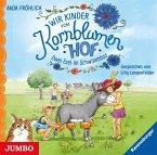 Zwei Esel im Schwimmbad / Wir Kinder vom Kornblumenhof Bd.2 (1 Audio-CD)
