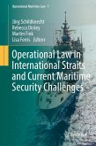 Operational Law in International Straits and Current Maritime Security Challenges (eBook, PDF)