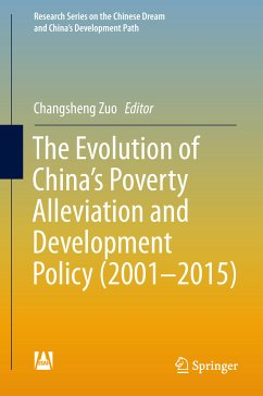 The Evolution of China's Poverty Alleviation and Development Policy (2001-2015) (eBook, PDF)
