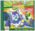 Kampf der Maskottchen! / Teufelskicker Hörspiel Bd.75 (1 Audio-CD)