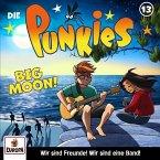 Die Punkies - Big Moon, 1 Audio-CD