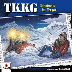 Geheimnis im Tresor / TKKG Bd.208 (1 Audio-CD) - Wolf, Stefan