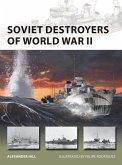 Soviet Destroyers of World War II (eBook, PDF)