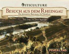 Feuerland - Viticulture: Besuch aus dem Rheingau (Erweiterung)
