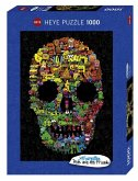 Doodle Skull (Puzzle)