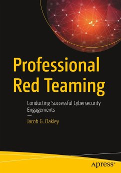 Professional Red Teaming - Oakley, Jacob G.