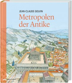 Metropolen der Antike - Golvin, Jean-Claude