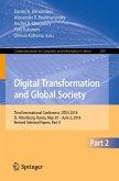 Digital Transformation and Global Society (eBook, PDF)