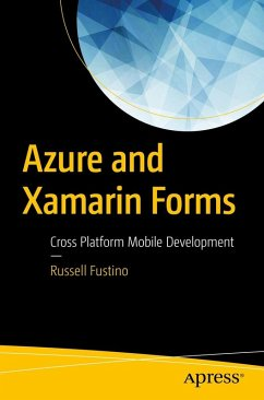 Azure and Xamarin Forms (eBook, PDF) - Fustino, Russell
