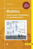 Modelica - Objektorientierte Modellbildung von Drehfeldmaschinen (eBook, PDF)
