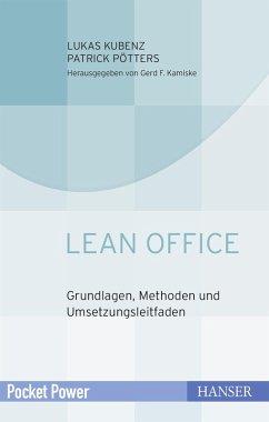 Lean Office (eBook, PDF) - Pötters, Pattrick; Kubenz, Lukas