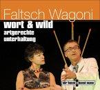 wort & wild, 1 Audio-CD (Mängelexemplar)