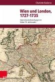 Wien und London, 1727-1735 (eBook, PDF)