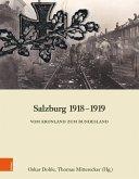 Salzburg 1918-1919 (eBook, PDF)