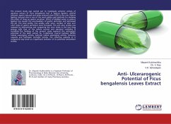 Anti- Ulcerarogenic Potential of Ficus bengalensis Leaves Extract
