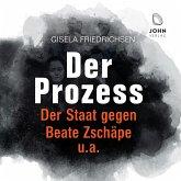 Der Prozess: Der Staat gegen Beate Zschäpe u.a., MP3-CD