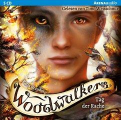 Tag der Rache / Woodwalkers Bd.6 (5 Audio-CDs) - Brandis, Katja