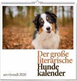 Der große literarische Hunde-Kalender 2020