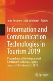 Information and Communication Technologies in Tourism 2019