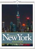 Literarischer New York Kalender 2020