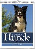 Literarischer Hunde-Kalender 2020