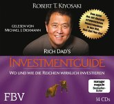 Rich Dad's Investmentguide, 14 Audio-CDs