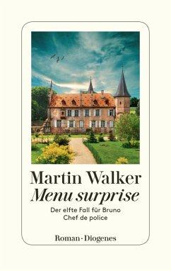 Menu surprise / Bruno, Chef de police Bd.11 (eBook, ePUB) - Walker, Martin