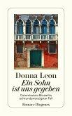 Ein Sohn ist uns gegeben / Commissario Brunetti Bd.28 (eBook, ePUB)
