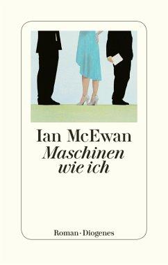 Maschinen wie ich (eBook, ePUB) - McEwan, Ian